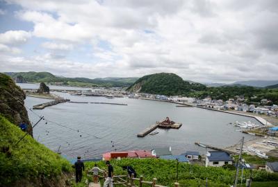 samani harbour