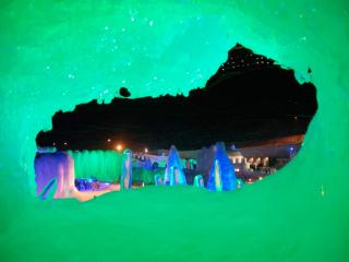 Sounkyo Ice Festival